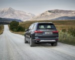 2019 BMW X7 (Color: Arctic Grey) Rear Wallpaper 150x120 (6)