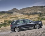 2019 BMW X7 (Color: Arctic Grey) Side Wallpaper 150x120 (7)