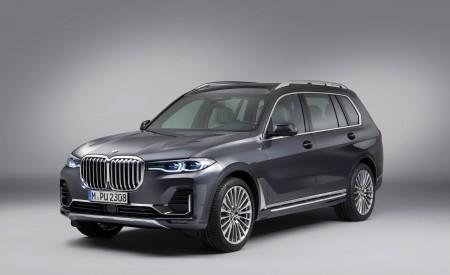 2019 BMW X7 Front Three-Quarter Wallpaper 450x275 (30)