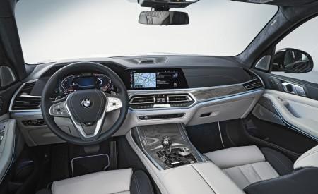 2019 BMW X7 Interior Cockpit Wallpaper 450x275 (51)