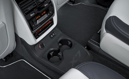 2019 BMW X7 Interior Detail Wallpaper 450x275 (48)