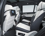 2019 BMW X7 Interior Rear Seats Wallpaper 150x120 (47)