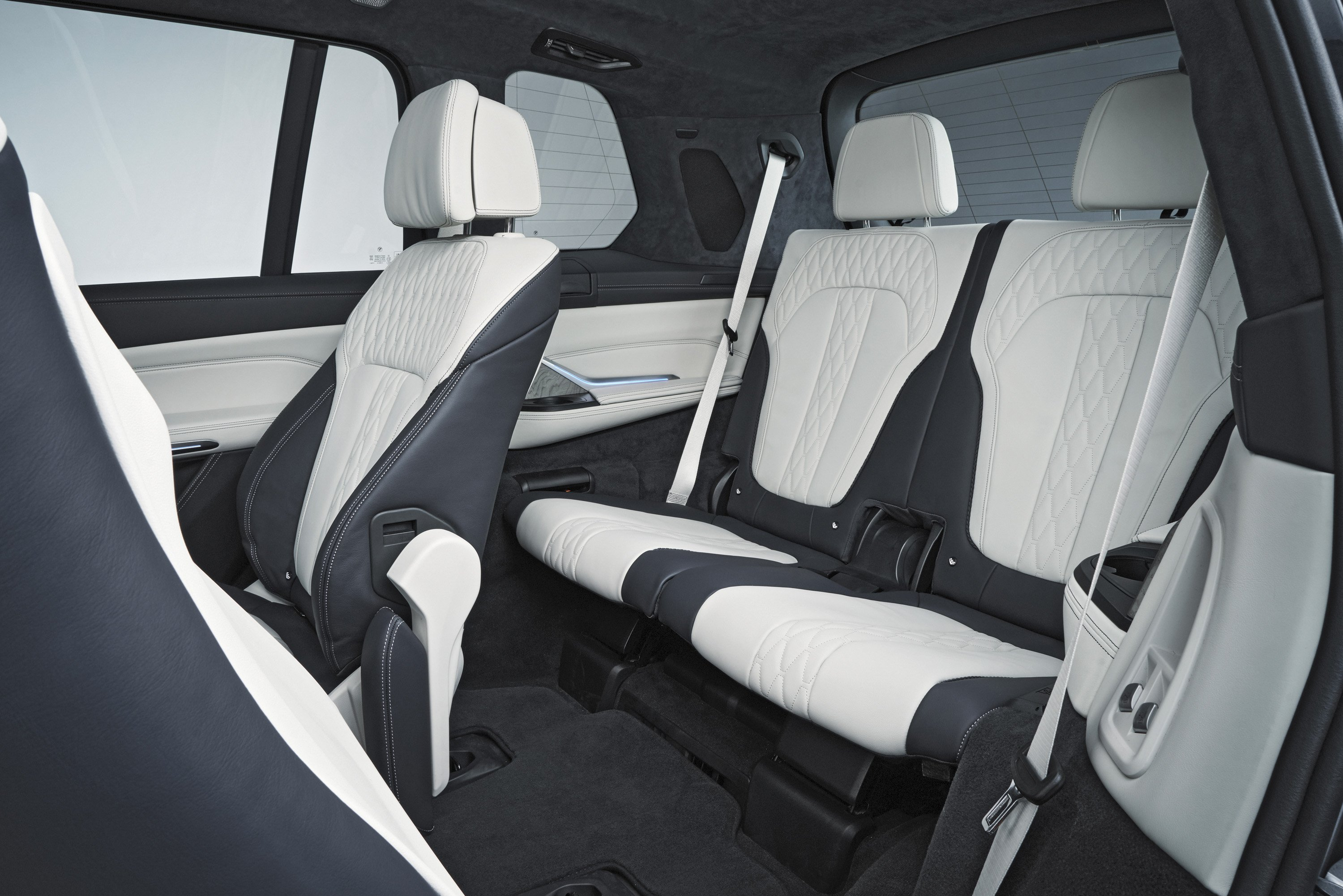 2019 Bmw X7 Interior Third Row Seats Wallpapers 45 Newcarcars