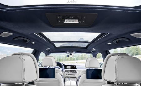 2019 BMW X7 Interior Wallpaper 450x275 (62)