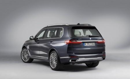 2019 BMW X7 Rear Three-Quarter Wallpaper 450x275 (39)