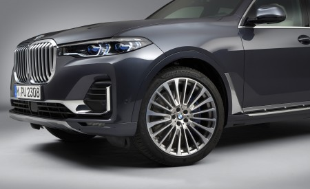 2019 BMW X7 Wheel Wallpaper 450x275 (42)