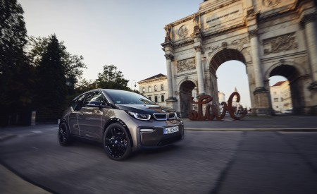 2019 BMW I3 120Ah Wallpapers HD