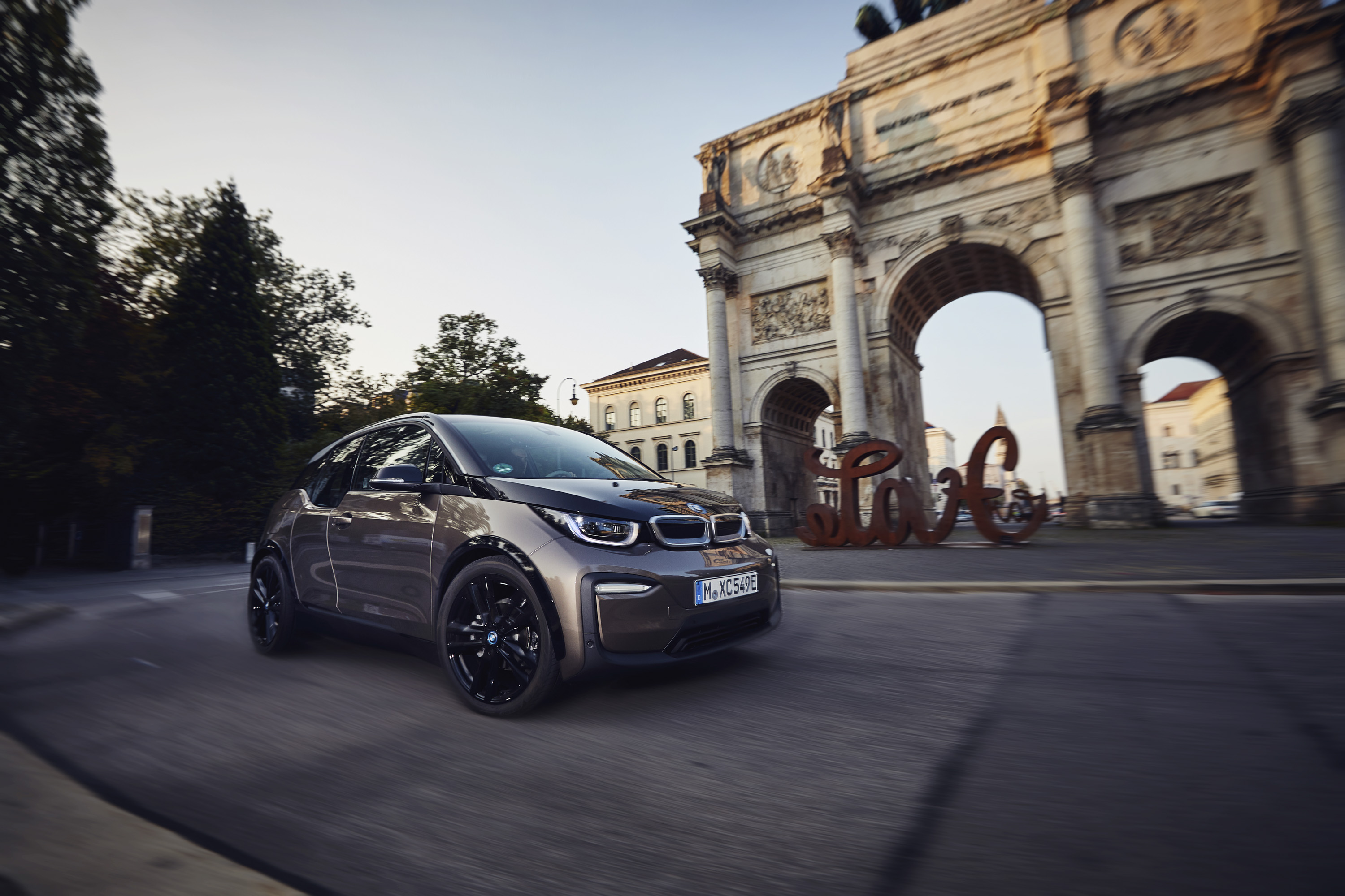 2019 BMW i3 120Ah Front Three-Quarter Wallpapers (1)