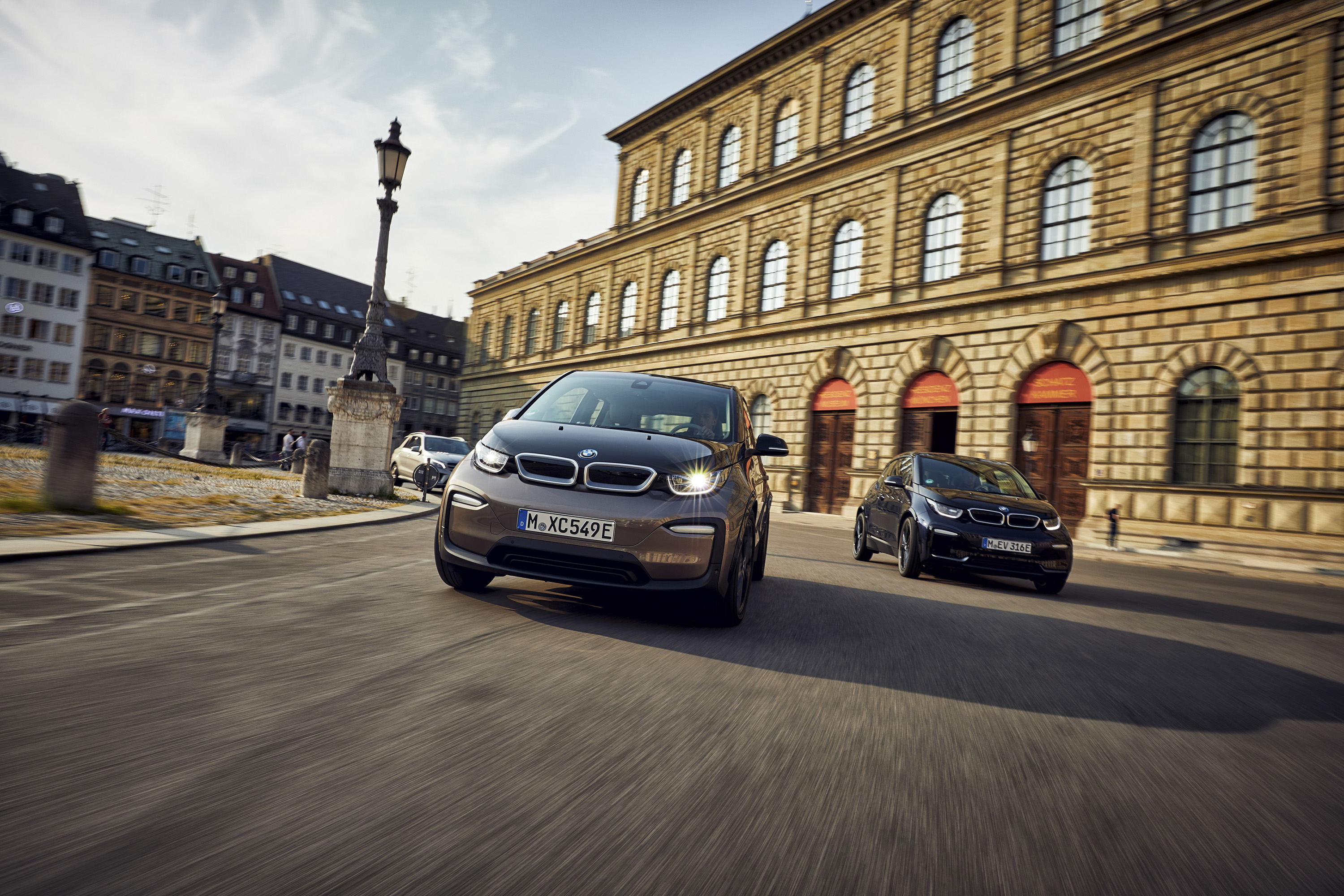 2019 BMW i3 120Ah Front Three-Quarter Wallpapers (2)