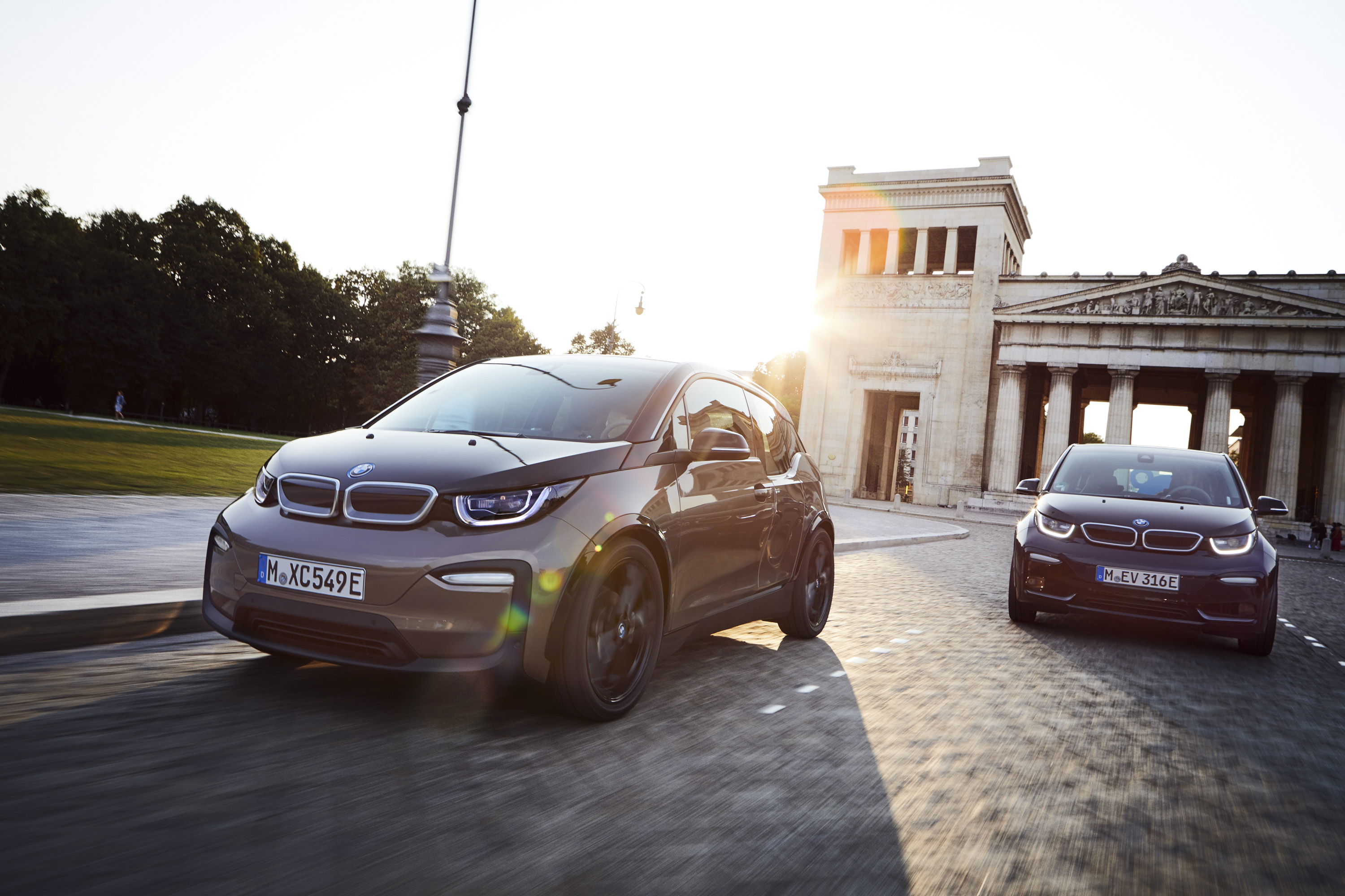 2019 BMW i3 120Ah Front Wallpapers (3)