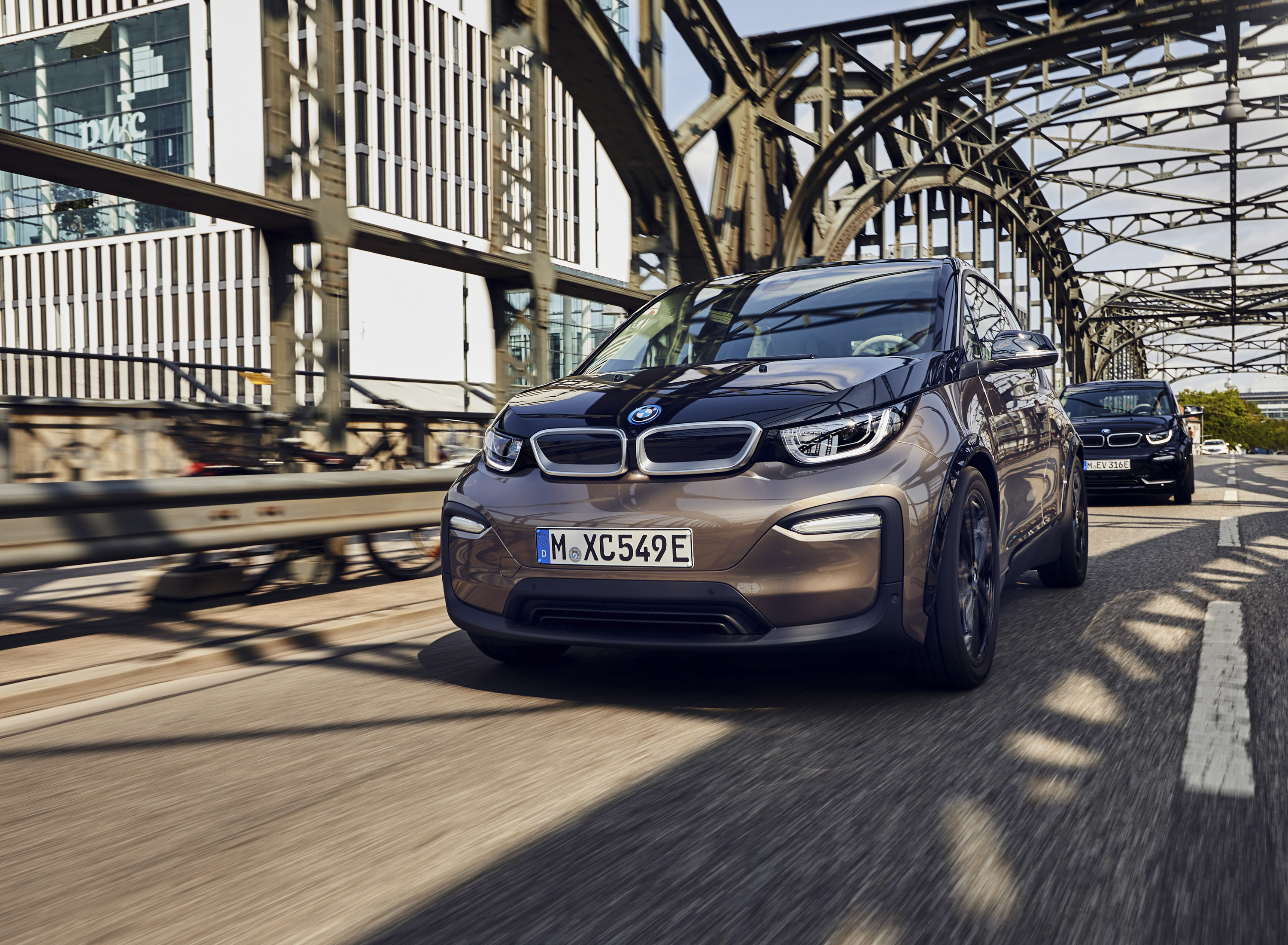 2019 BMW i3 120Ah Front Wallpapers (4)