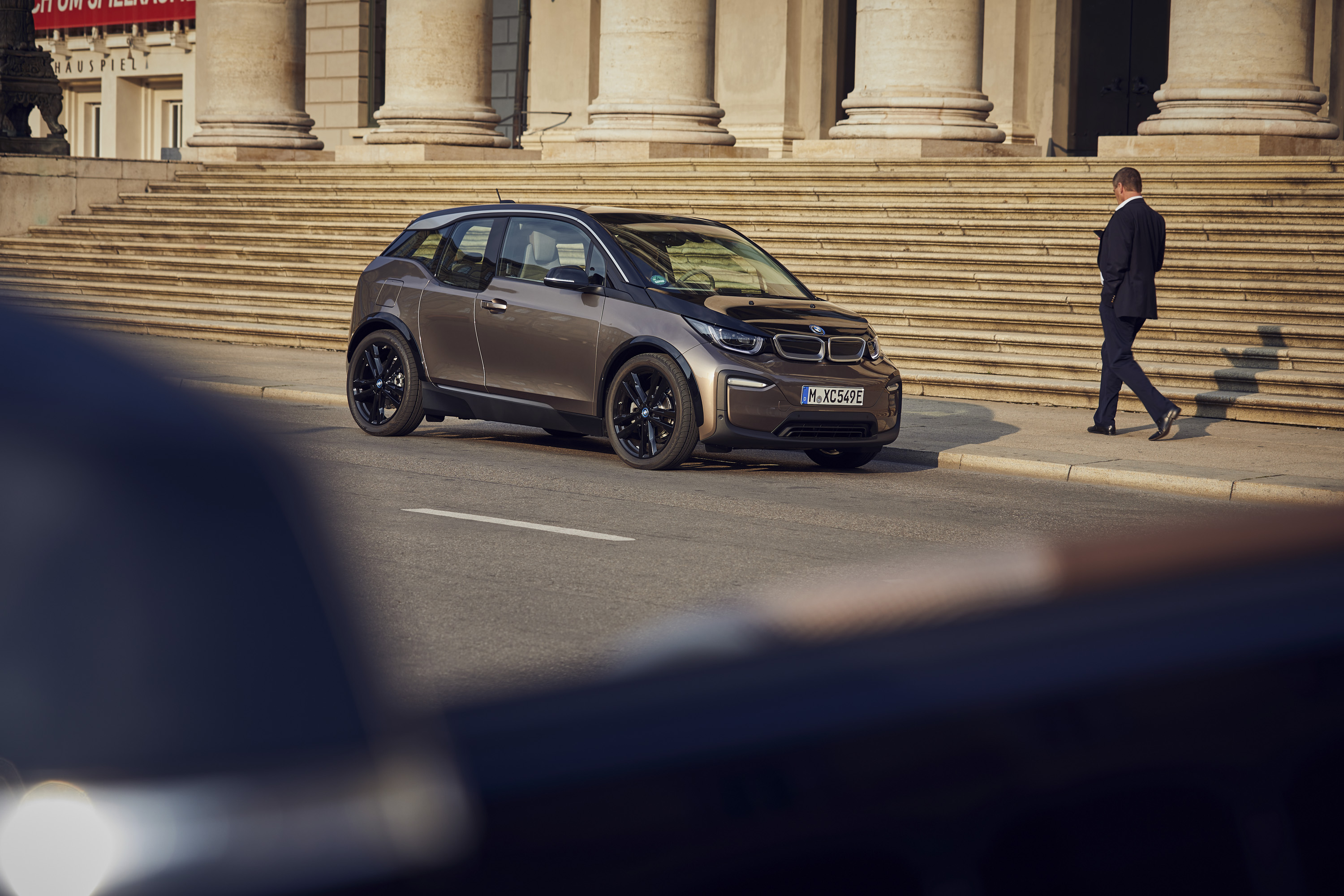 2019 BMW i3 120Ah Front Wallpapers (8)