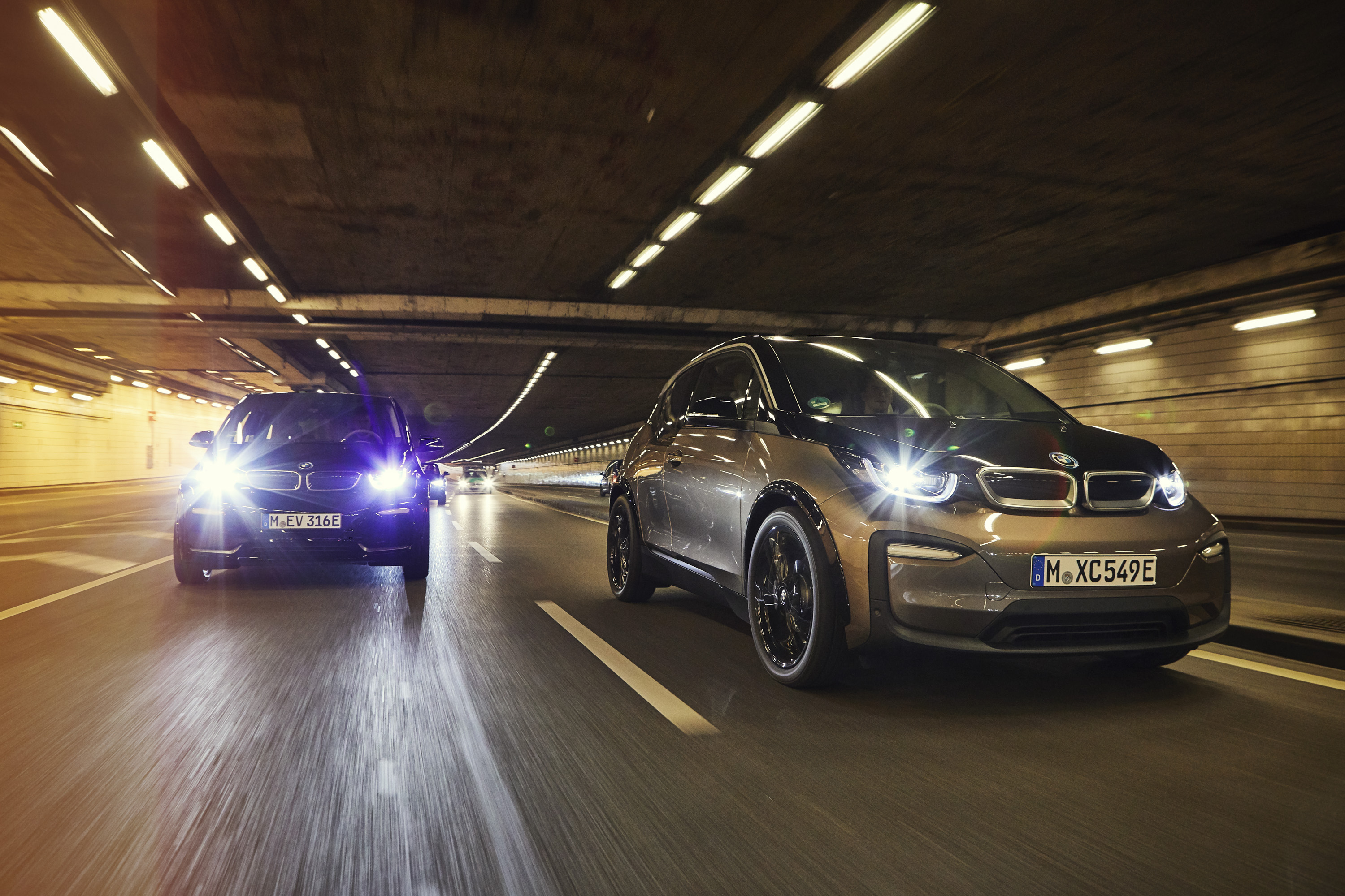 2019 BMW i3 120Ah Front Wallpapers (5)