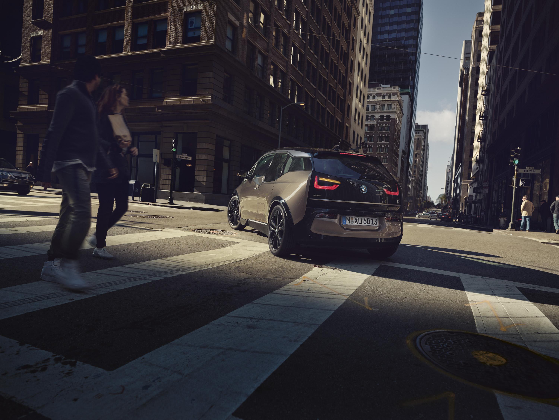 2019 BMW i3 120Ah Rear Three-Quarter Wallpapers (14)