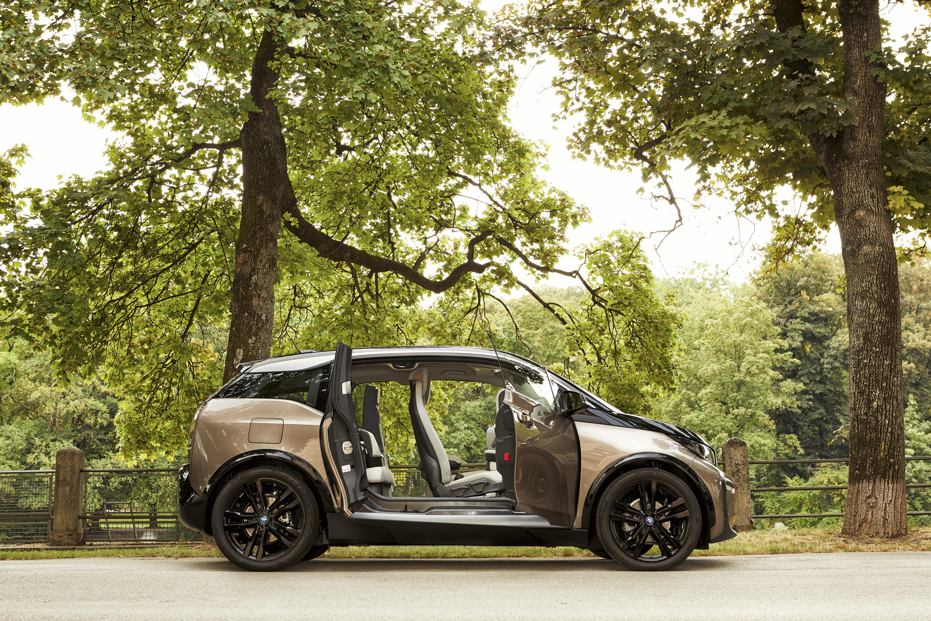 2019 Bmw I3 120ah Side Wallpapers 24 Newcarcars