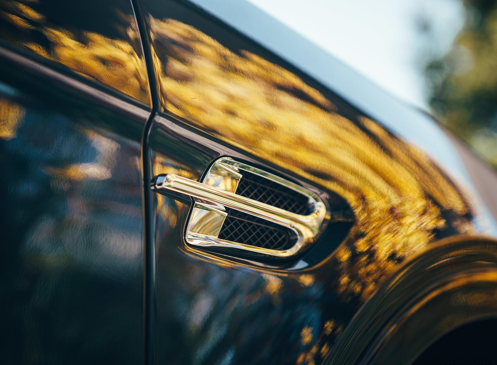 2019 Bentley Bentayga Plug-in Hybrid Detail Wallpapers (13)
