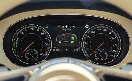 2019 Bentley Bentayga Plug-in Hybrid Digital Instrument Cluster Wallpapers 450x275 (53)