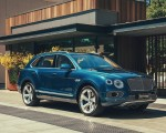 2019 Bentley Bentayga Plug-in Hybrid Front Three-Quarter Wallpapers 150x120 (7)