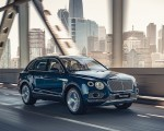 2019 Bentley Bentayga Plug-in Hybrid Front Three-Quarter Wallpapers 150x120 (3)
