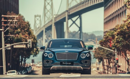 2019 Bentley Bentayga Plug-In Hybrid Wallpapers HD