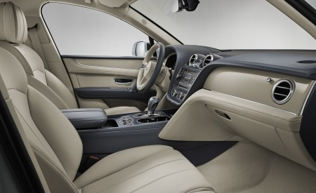 2019 Bentley Bentayga Plug-in Hybrid Interior Front Seats Wallpapers 450x275 (49)