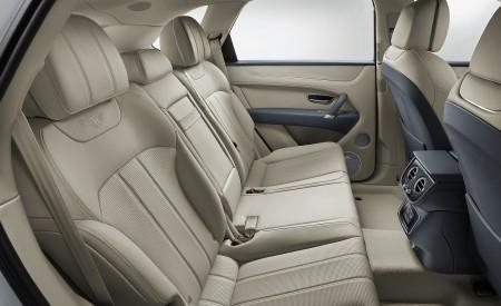 2019 Bentley Bentayga Plug-in Hybrid Interior Rear Seats Wallpapers 450x275 (48)