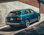 2019 Bentley Bentayga Plug-in Hybrid Rear Three-Quarter Wallpapers 150x120 (10)