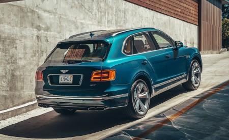 2019 Bentley Bentayga Plug-in Hybrid Rear Three-Quarter Wallpapers 450x275 (10)