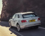 2019 Bentley Bentayga Plug-in Hybrid Rear Three-Quarter Wallpapers 150x120 (29)