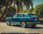 2019 Bentley Bentayga Plug-in Hybrid Rear Three-Quarter Wallpapers 150x120 (11)