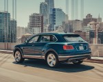 2019 Bentley Bentayga Plug-in Hybrid Rear Three-Quarter Wallpapers 150x120 (4)
