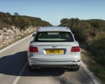 2019 Bentley Bentayga Plug-in Hybrid Rear Wallpapers 150x120 (30)