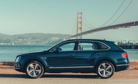 2019 Bentley Bentayga Plug-in Hybrid Side Wallpapers 450x275 (12)