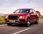 2019 Bentley Bentayga V8 Wallpapers