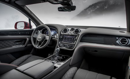 2019 Bentley Bentayga V8 Interior Seats Wallpapers 450x275 (38)