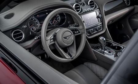2019 Bentley Bentayga V8 Interior Steering Wheel Wallpaper 450x275 (37)