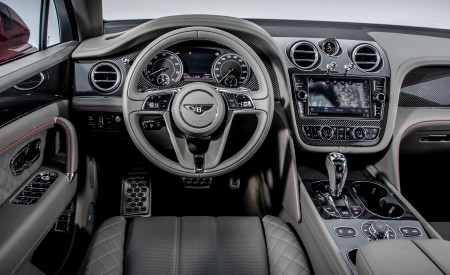 2019 Bentley Bentayga V8 Interior Wallpapers 450x275 (48)