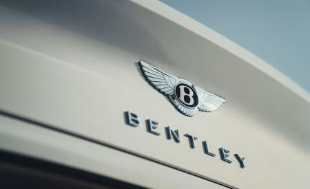 2019 Bentley Continental GT Convertible Badge Wallpaper 450x275 (81)