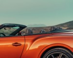 2019 Bentley Continental GT Convertible (Color: Orange Flame) Detail Wallpaper 150x120 (24)
