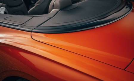 2019 Bentley Continental GT Convertible (Color: Orange Flame) Detail Wallpaper 450x275 (25)