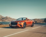 2019 Bentley Continental GT Convertible Wallpapers