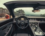 2019 Bentley Continental GT Convertible (Color: Orange Flame) Interior Cockpit Wallpaper 150x120 (32)