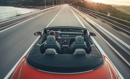 2019 Bentley Continental GT Convertible (Color: Orange Flame) Interior Seats Wallpaper 450x275 (23)