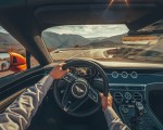 2019 Bentley Continental GT Convertible (Color: Orange Flame) Interior Wallpaper 150x120 (33)