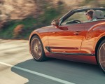 2019 Bentley Continental GT Convertible (Color: Orange Flame) Rear Three-Quarter Wallpaper 150x120 (21)