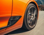 2019 Bentley Continental GT Convertible (Color: Orange Flame) Side Vent Wallpaper 150x120 (20)