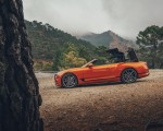 2019 Bentley Continental GT Convertible (Color: Orange Flame) Side Wallpaper 150x120 (11)
