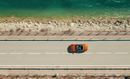 2019 Bentley Continental GT Convertible (Color: Orange Flame) Top Wallpaper 450x275 (16)