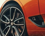 2019 Bentley Continental GT Convertible (Color: Orange Flame) Wheel Wallpaper 150x120 (18)