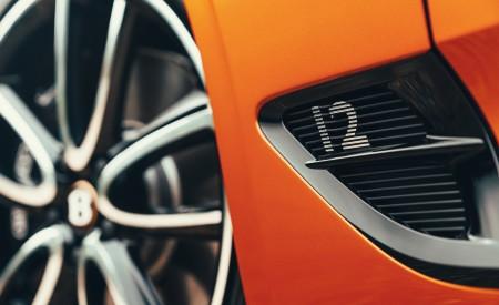 2019 Bentley Continental GT Convertible (Color: Orange Flame) Wheel Wallpaper 450x275 (19)